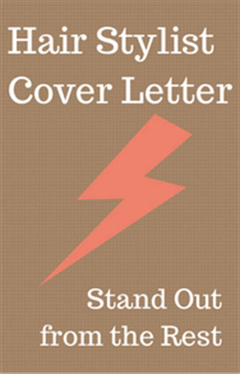 Cosmetologist Cover Letter for Resume